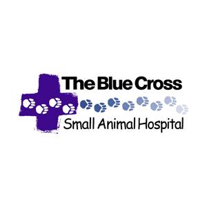 The Blue Cross Small Animal Hospital logo